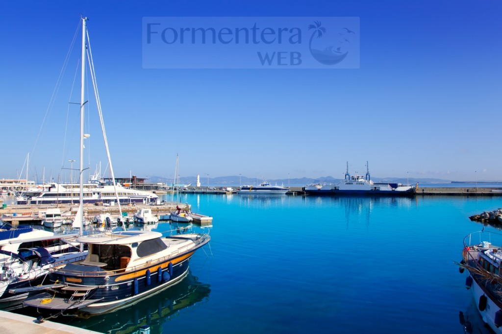 Porto La Savina Formentera